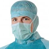 Медицинская маска для носящих бороду или очки Foliodress mask Comfort Special, 50 шт.