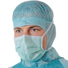 Foliodress mask Comfort Senso медицинская маска для чувствительной кожи, 50 шт.