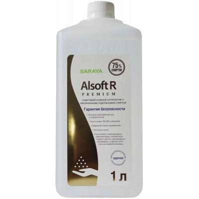Алсофт Р Премиум кожный антисептик для рук (фотография)