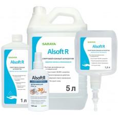 Алсофт Р кожный антисептик для рук