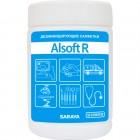 Алсофт Р дезинфицирующие салфетки, 90 шт.