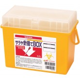 Saraya контейнер для утилизации игл