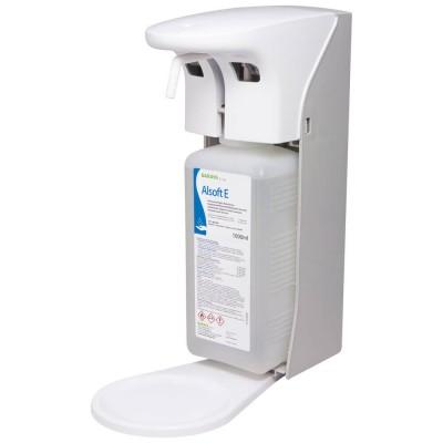 ADS-500/1000 сенсорный дозатор для антисептика и мыла (фотография)