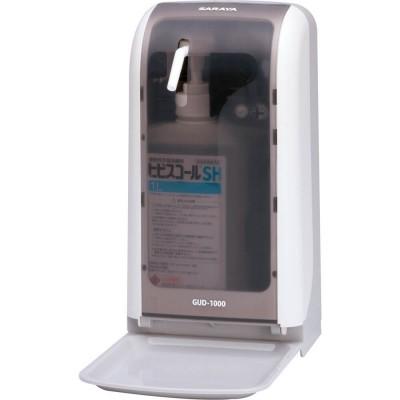 GUD-1000 бесконтактный дозатор для антисептика