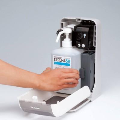 GUD-1000 сенсорный дозатор для антисептика — купить по выгодной цене