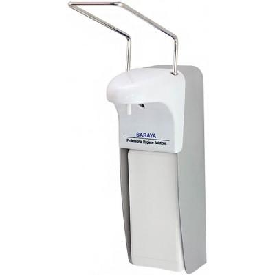 MDS-1000A локтевой дозатор для антисептика и жидкого мыла (фотография)