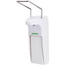 MDS-1000PW локтевой дозатор для антисептика и жидкого мыла
