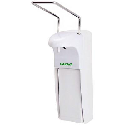 MDS-1000PW локтевой дозатор для антисептика и жидкого мыла (фотография)