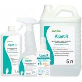 Алпет Р средство для экстренной дезинфекции поверхностей