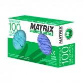 Matrix Chemical Nitrile нитриловые перчатки неопудренные смотровые, 50 пар