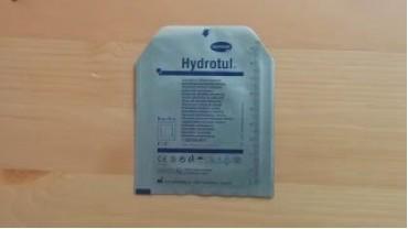 Гидротюль мазевая повязка 5 х 5 см, 10 шт.