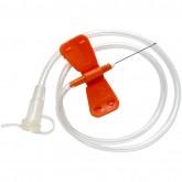 Vogt Medical игла-бабочка 25G с Луер адаптером, 100 шт.