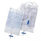 Vogt Medical прикроватный мочеприемник 1000 мл с крестообразным спускным краном, 10 шт.
