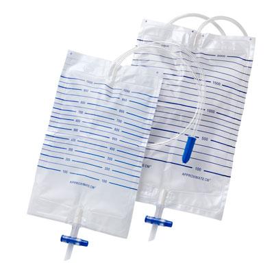 Vogt Medical одноразовый прикроватный мочеприемник с крестообразным спускным краном, 10 шт. (фотография)