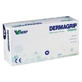 Dermagrip Classic перчатки латексные смотровые неопудренные, 50 пар