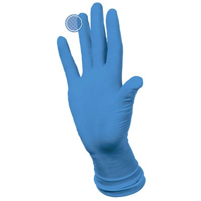 Dermagrip High Risk перчатки латексные повышенной прочности