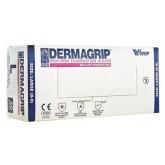 Dermagrip High Risk перчатки латексные повышенной прочности, неопудренные, нестерильные, 25 пар